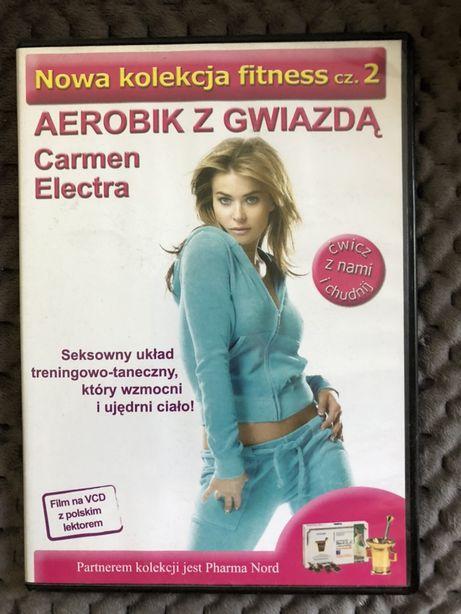 Aerobik z gwiazdą Carmen Electra