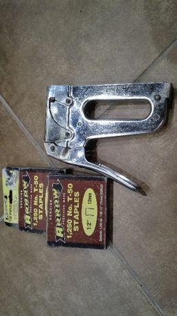 Zszywacz tapicerski Arrow TP-50 USA