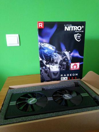AMD RX 580 4GB Sapphire Nitro+