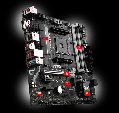 Ryzen 1600 AF e RX 570 4GB