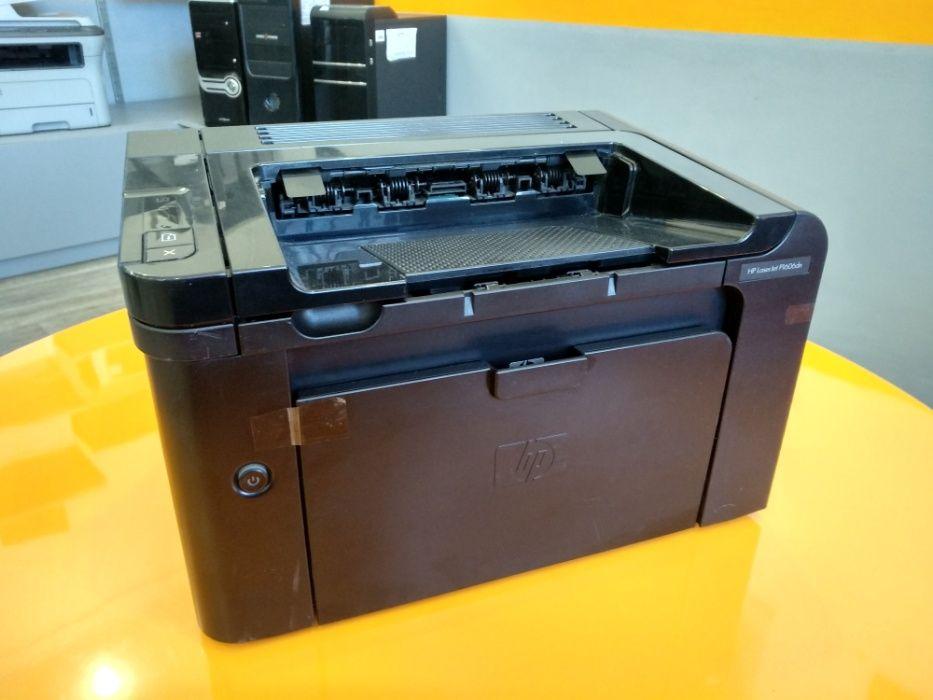 Принтер Лазерный HP LaserJet Pro P1606dn (ГАРАНТИЯ)