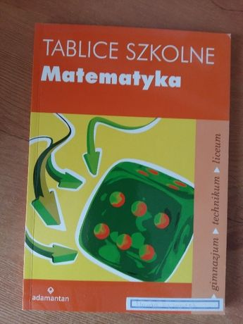 Tablice szkolne - MATEMATYKA