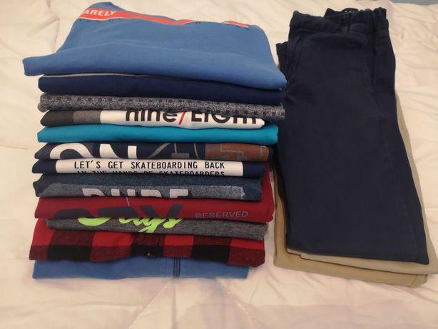 Ubrania dla chłopca 128 i większe