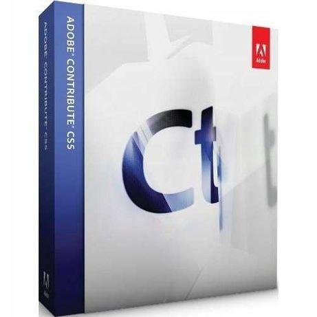 Nowy Adobe CONTRIBUTE CS5 PL/EN WIN/MAC 32/64-BIT Sklep Grafik-iT