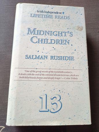 """Salman Rushdie """"Midnight's children"""" English"""