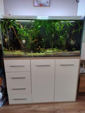 Zestaw akwarium z szafką