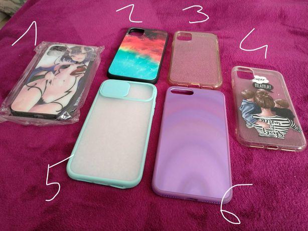 Etui do Iphone 11 i 8 Plus*Nowe*Nieużywane w folii*wysyłka*