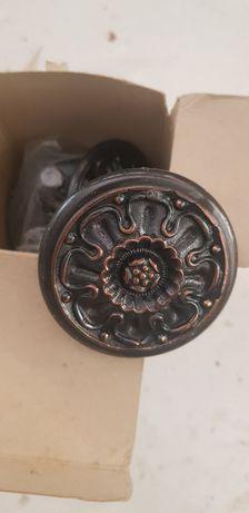 Puxadores de porta exterior bronze escuro  TUPAI.