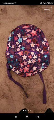 Plecak szkolny dla dziwczynki