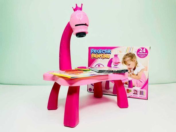 Детский стол-проектор ХИТ!