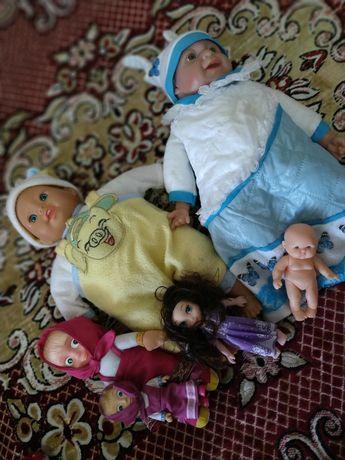 Мягкие игрушки. Куклы. Пупсы. Барби.