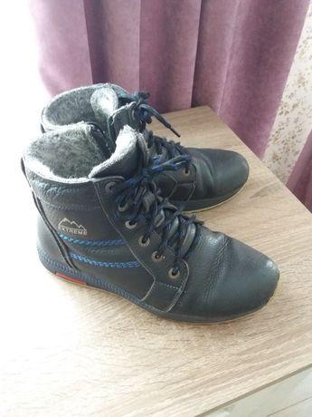 Ботинки теплые на мальчика