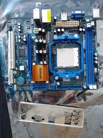 Obudowa PC i płyta główna