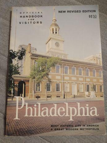Philadelphia przewodnik po angielsku Filadelfia