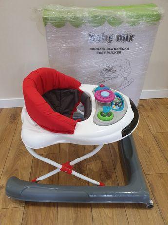 Ходунки baby mix BG-1426/RED
