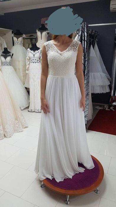 Suknia ślubna Nicole Rakoniewice - image 1