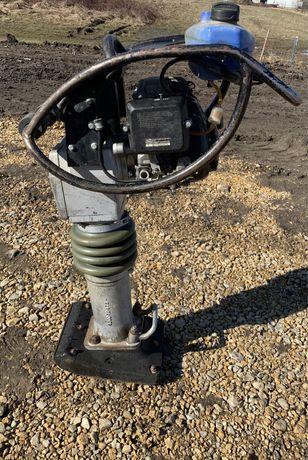 Skoczek stopa wibracyjna zagęszczarka Weber SRV62