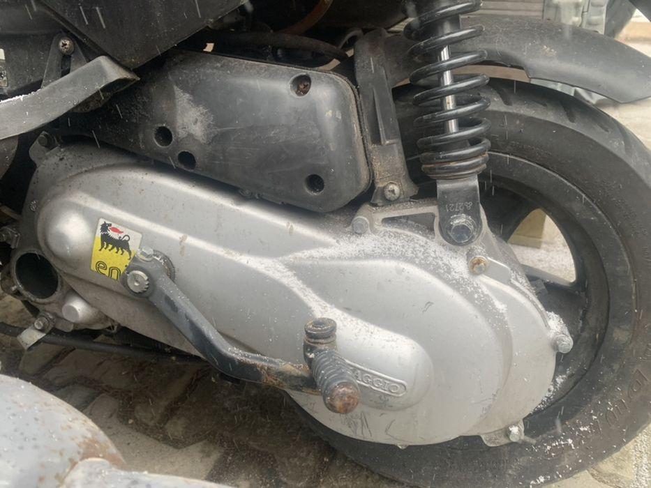 Piaggio Zip 50 2T Silnik Strzegowa - image 1