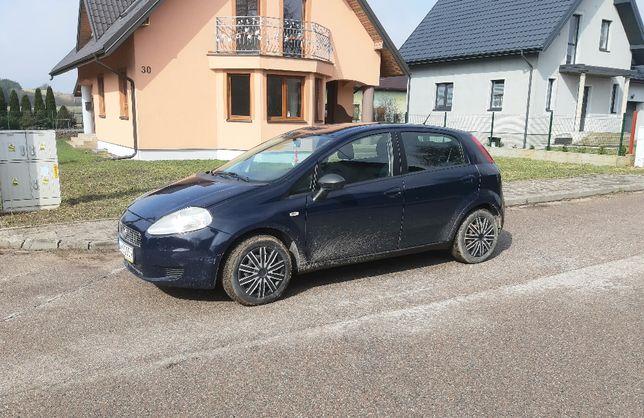 Fiat Grande Punto 2009r 5drzwi 1.4ben+gaz