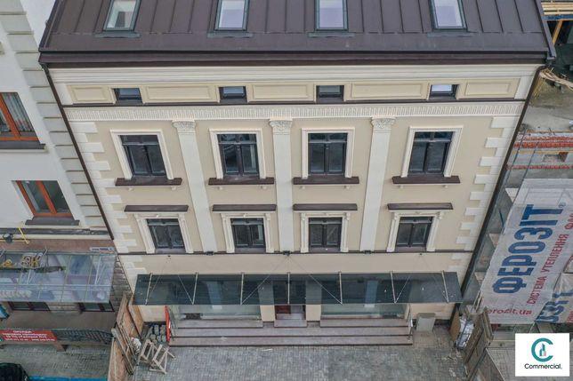 Оренда офісних приміщень з ремонтом 100-200м2, біля Ратуші, Франківськ