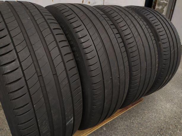 235/55 R17 шины бу Michelin Primasy3 резина летняя комплект