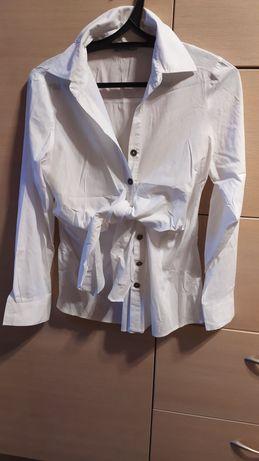 Блуза белая для беременняшки классного качества