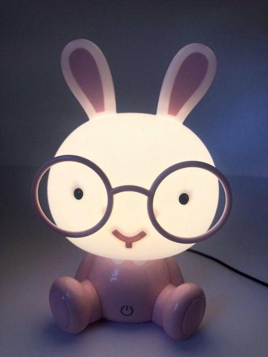 Детский светильник ночник кролик KS Lamp Rabbit Киев - изображение 1