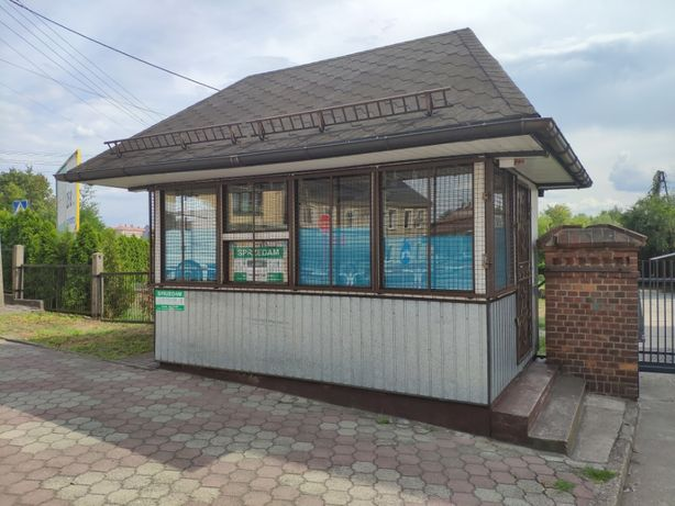 Kiosk handlowo-usługowy