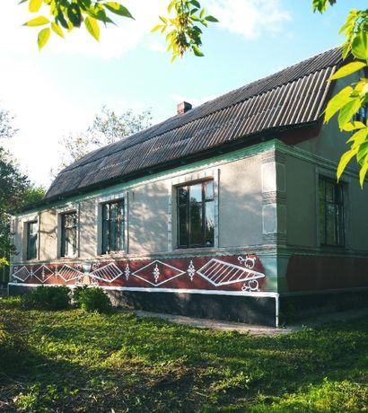 Цегляний будинок с. Соловіївка