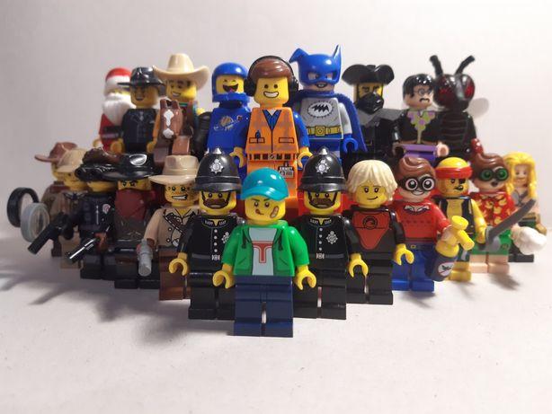 Lego (лего) фигурки Collectible Minifigures разных серий - оригинал