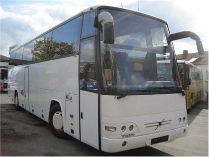 Автобус Volvo B12 Запчасти