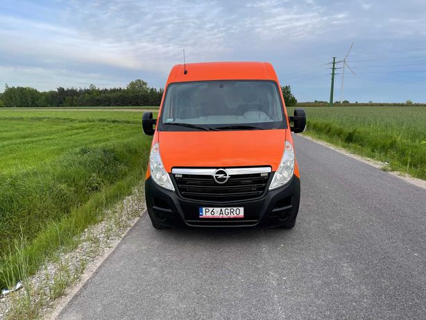 Opel Movano 3 2,3 maxi