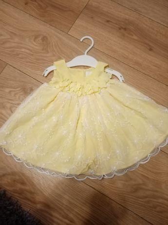 Sprzedam śliczną sukienke roz 62