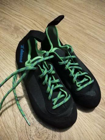Buty wspinaczkowe