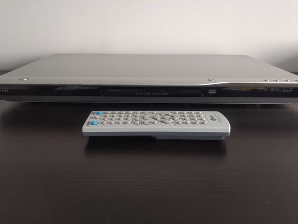 Odtwarzacz DVD player, marki LG