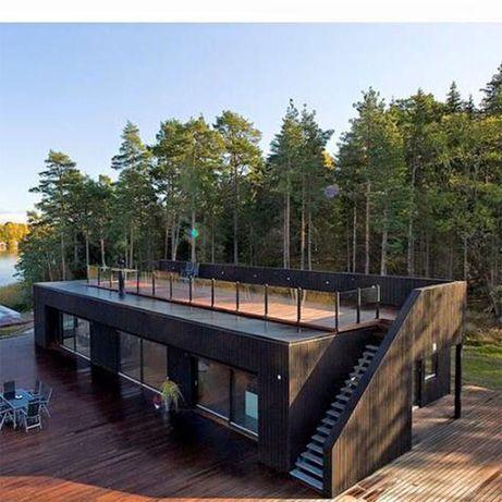Casas modulares personalizadas low cost.