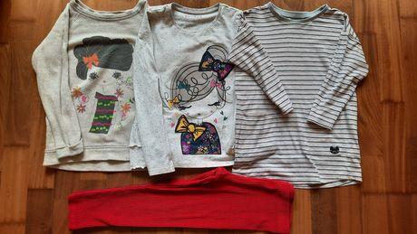 Детская фирменная одежда Next комплект, костюм на девочку 5-7 лет