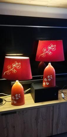 Lampy stołowe 2 sztuki