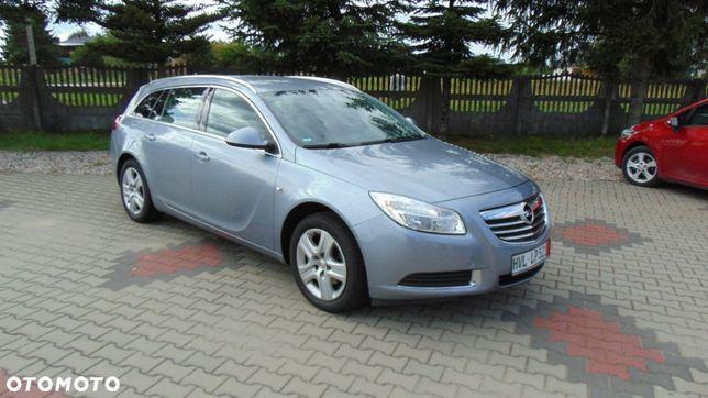 Opel Insignia 1.8 Benzyna Import Niemcy 174 tys km Zobacz Serwis Zadbany