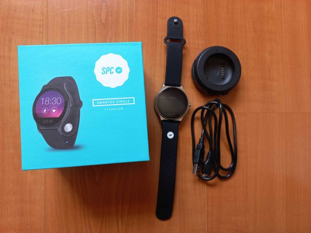 Smartwatch SPC Smartee Circle 9609T
