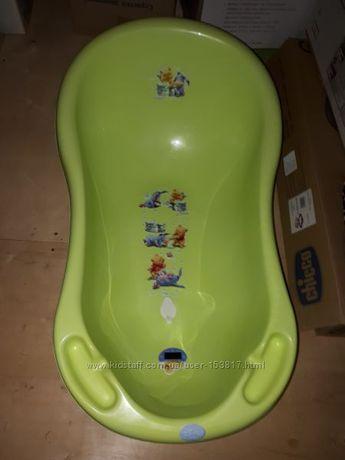 Ванночка с термометром для воды