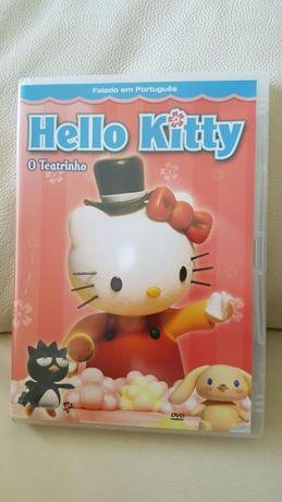 Dvd infantil Hello kitty O Teatrinho