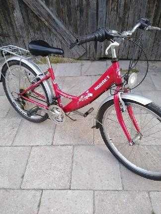 wyprzedaż rowery damki 24 26 28 tanio