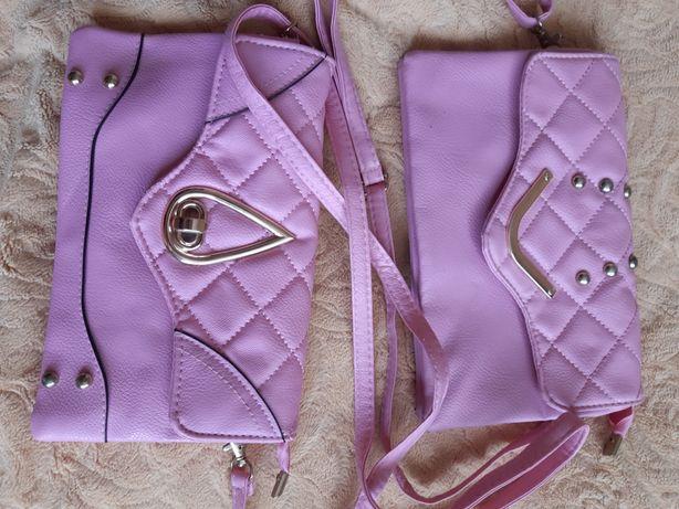 Клатчи сумочки кроссбоди в идеале для маленькой леди