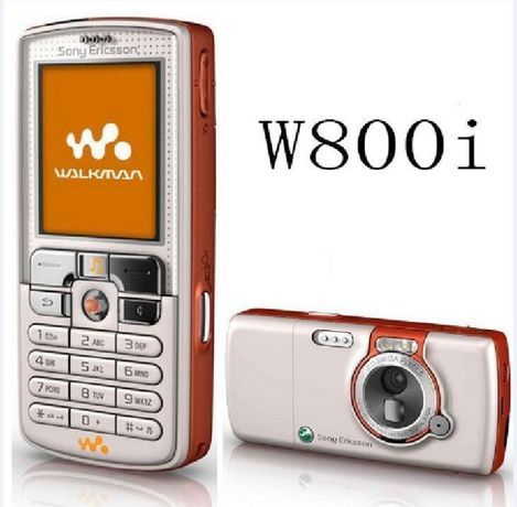 Оригинальный телефон Sony Ericsson W800i Walkman новый