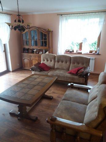 Wypoczynek holenderski sofa 3+2+ ława ceramiczna dębowa! Polecam!