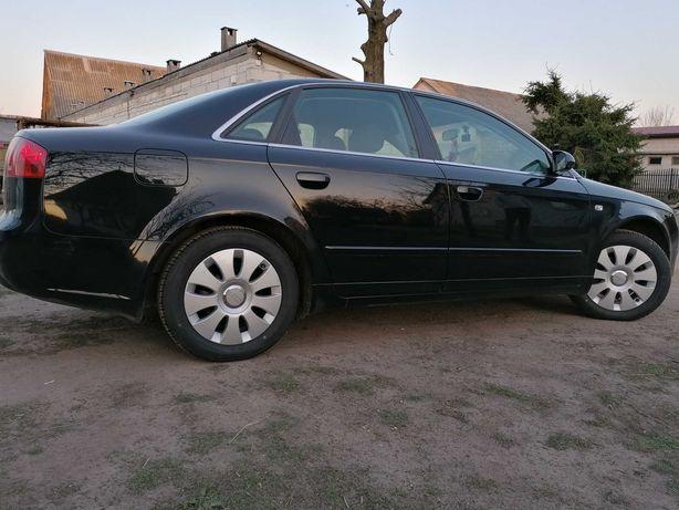 Felgi Audi 16 5x112 nowe opony