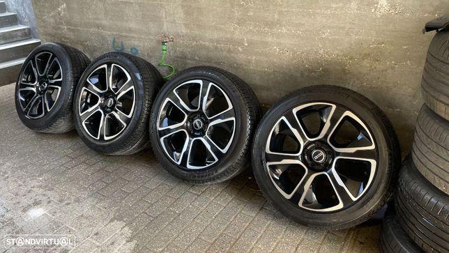 """Land Rover Range Rover - 4x Jantes 21"""" c/ pneus - ORIGINAIS"""