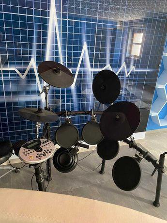 Perkusja Elektroniczna Medeli DD508 + Monitor Medeli AP30