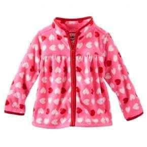 Пуловер флісовий для дівчинки